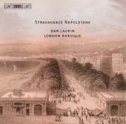 Dan Laurin, London Baroque: Stravaganze Napoletane - Music for baroque topluluk - CD