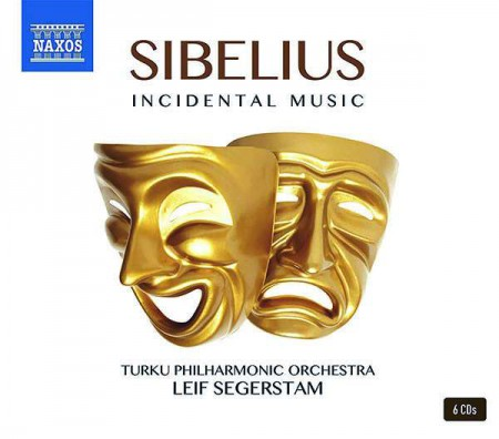 Çeşitli Sanatçılar: Sibelius: Incidental Music - CD