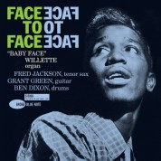 Baby Face Willette: Face to Face - Plak
