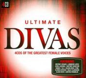 Çeşitli Sanatçılar: Ultimate Divas - CD