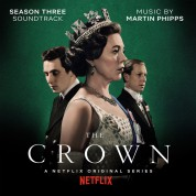 Martin Phipps: The Crown Season 3  (Green Marbled Vinyl) - Plak