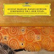 Dietrich Fischer Dieskau, Symphonieorchester des Bayerischen Rundfunks: Mahler: Symphonie Nr. 1 - Plak