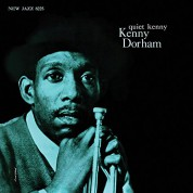 Kenny Dorham: Quiet Kenny (Limited Edition - 200 gr.) - Plak
