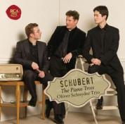 Oliver Schnyder: Schubert: Piano Trios Nos 1 & 2 - CD