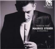 Maurice Steger: Venezia 1625 - CD
