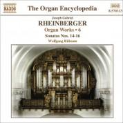 Wolfgang Rubsam: Rheinberger, J.G.: Organ Works, Vol.  6 - CD