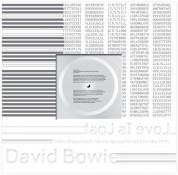 David Bowie: Love Is Lost (White Vinyl) - Single Plak
