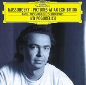 Ivo Pogorelich: Mussorgsky/Ravel: Pictures At An Exhibition/ Valse Nobles Et Sentimentales - CD