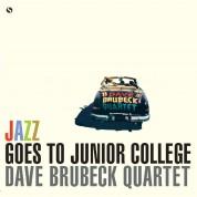 Dave Brubeck: Jazz Goes to Junior College - Plak