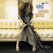 Kandace Springs: Indigo - Plak