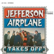 Jefferson Airplane: Takes Off - Plak