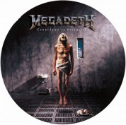 Megadeth: Countdown To Extinction - Plak