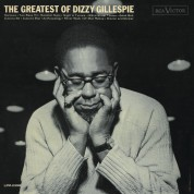 Dizzy Gillespie: The Greatest of Dizzy Gillespie - CD