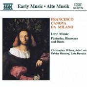 Milano: Fantasias, Ricercars and Duets - CD
