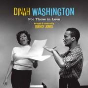 Dinah Washington, Quincy Jones: For Those In Love (Remastered - Limited Edition +2 Bonus Tracks) - Plak