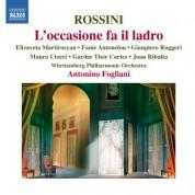 Antonino Fogliani: Rossini: L'occasione fa il ladro - CD