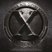 Henry Jackman: X-Men: First Class.. (Soundtrack) - Plak