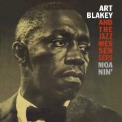 Art Blakey, The Jazz Messengers: Moanin' (Red Vinyl) - Plak