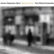 The Hilliard Ensemble: Johann Sebastian Bach: Motetten - CD