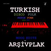 Çeşitli Sanatçılar: Turkish Disco Folk (Psych, Funk, Soul, Pop) - Plak