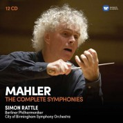 Sir Simon Rattle, Berliner Philharmoniker, City of Birmingham Symphony Orchestra: Mahler: The Complete Symphony - CD