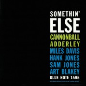 Cannonball Adderley: Somethin' Else - CD