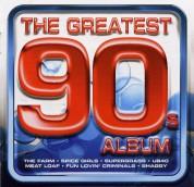 Çeşitli Sanatçılar: The Greatest 90's Album - CD