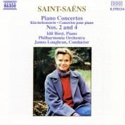 İdil Biret, James Loughran, Philharmonia Orchestra: Saint-Saëns: Piano Concertos Nos. 2 & 4 - CD