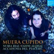 Nuria Rial: Muera Cupido - CD