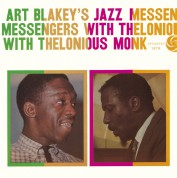 Art Blakey, Thelonious Monk: Art Blakey's Jazz Messengers With Thelonious Monk - CD