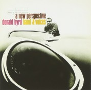 Donald Byrd: A New Perspective - CD