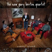 Gary Burton Quartet: Common Ground - CD