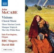BBC Singers: McCabe: Visions - CD