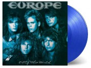 Europe: Out Of This World (Limited Numbered Edition - Translucent Blue Vinyl) - Plak