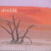 Adrian Leaper: Dvorak: New World Symphony/Slavonic Dances - CD