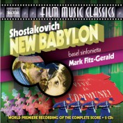 Mark Fitz-Gerald: Shostakovich: The New Babylon - CD
