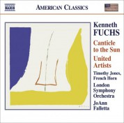 JoAnn Falletta: Fuchs, K.: Canticle To the Sun / United Artists - CD