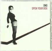 Yoko Ono: Open Your Box - CD