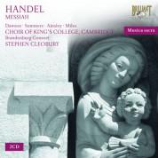 Lynne Dawson, John Mark Ainsley, Choir of King's College Cambridge, Brandenburg Consort, Stephen Cleobury: Handel: The Messiah - CD
