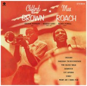 Clifford Brown, Max Roach: Clifford Brown & Max Roach - Plak