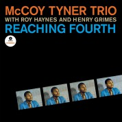 McCoy Tyner Trio: Reaching Fourth - Plak