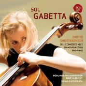 Sol Gabetta: Shostakovich: Cello Concerto No. 2, Sonata for Cello and Piano - CD