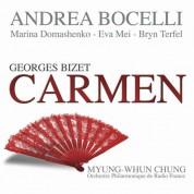 Andrea Bocelli, Myung-Whun Chung, Marina Domashenko, Orchestre Philharmonique de Radio France: Bizet: Carmen - CD