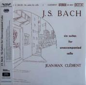 Jean-Max Clement: Bach: Six Cello Suites - Plak
