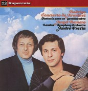 André Previn, Ángel Romero, London Symphony Orchestra: Rodrigo: Concierto de Aranjuez - Plak