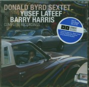 Donald Byrd: W/ Yusef Lateef & Barry Harris - Comp. Rec. - CD