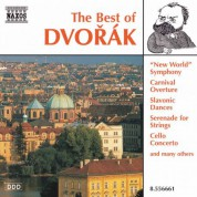 Dvorak : Best Of Dvorak (The) - CD