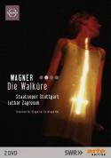 Staatsorchester Stuttgart, Lothar Zagrosek, Attila Jun, Jan-Hendrik Rootering, Angela Denoke, Renate Behle, Robert Gambill: Wagner: Die Walküre - DVD