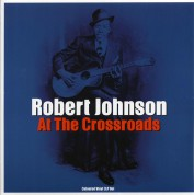 Robert Johnson: At The Crossroads (Transparent Vinyl) - Plak
