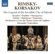 Alexander Vedernikov: Rimsky-Korsakov: The Invisible City of Kitezh - CD